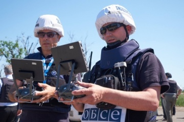 OSCE observers not allowed to enter occupied Donbas