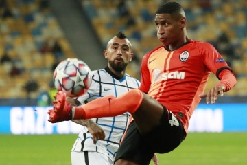 Shakhtar, Inter play out goalless draw in Champions League