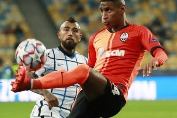 El Shakhtar empata sin goles con el Inter en el partido de la Champions League