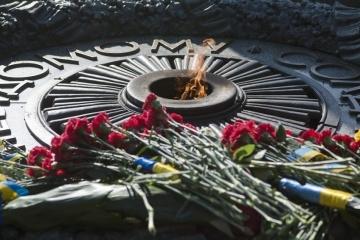 L'Ukraine célèbre le 76e anniversaire de sa libération des nazis