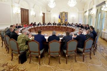 Zelensky convoca una reunión urgente del Consejo de Seguridad Nacional y Defensa