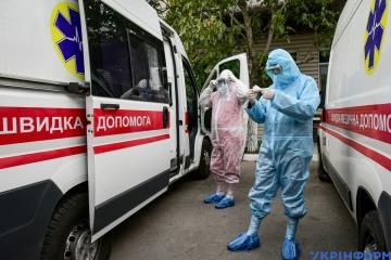 11月20日時点 ウクライナ国内新型コロナ新規確認数1万4575件 連日過去最多