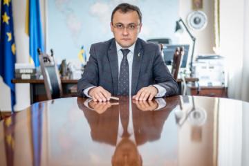 Exteriores: Ucrania no ha interferido ni interferirá en los asuntos internos de Belarús
