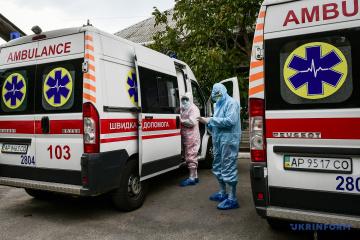Ukraine reports 10,179 new coronavirus cases