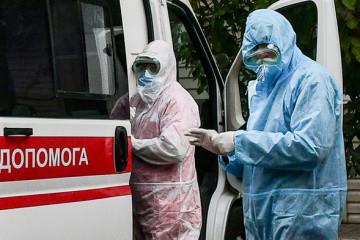 Ukraine meldet 8.549 neue Covid-19-Fälle