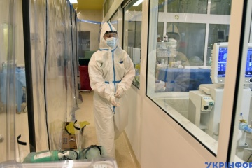 Coronavirus: l'Ukraine enregistre un nouveau record d'infections