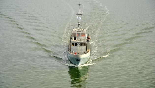 Для ВМС відремонтували катер, що «полює» на диверсантів