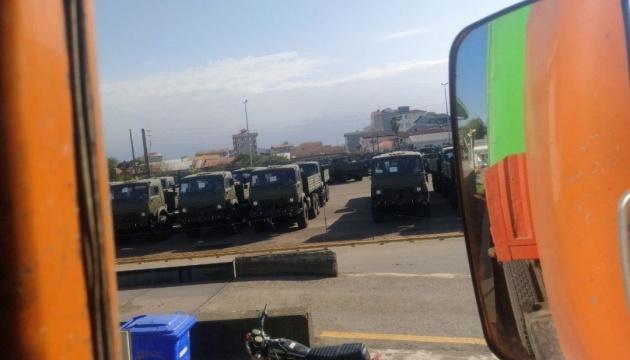 Россия перебрасывает военную технику в Армению через Иран - СМИ