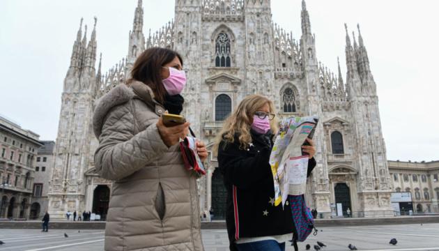 В Італії вперше з березня виявили понад 5 000 нових випадків COVID-19