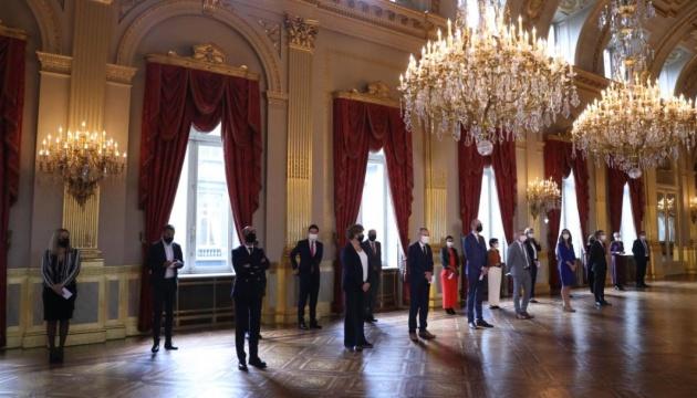 Новий уряд Бельгії склав присягу перед королем