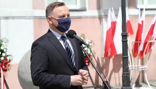У президента Польщі виявили коронавірус