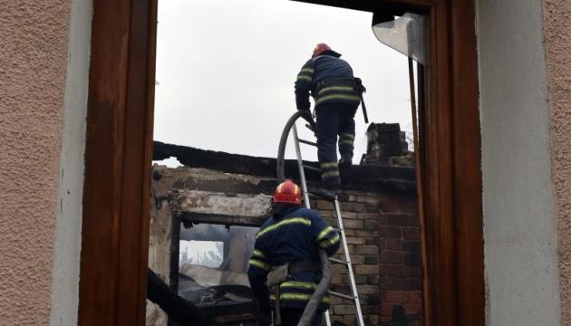 Пожары в Луганской области: количество жертв возросло до 11