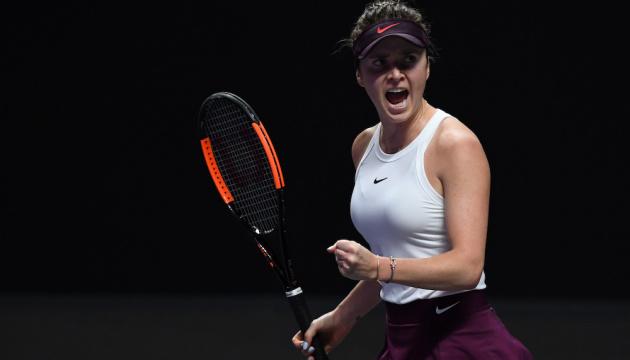 Свитолина обыграла Александрову из России в третьем круге