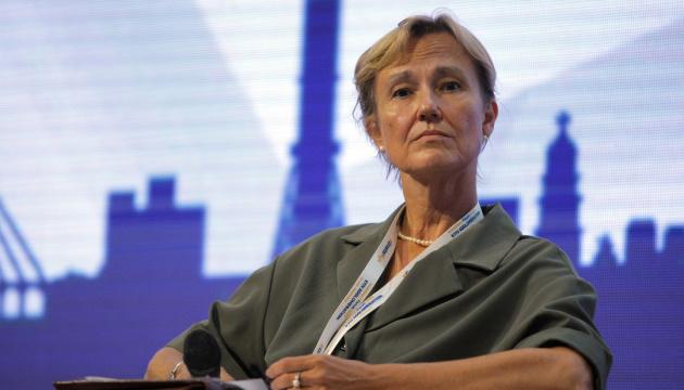 Посол Германии прокомментировала защиту информпространства в Украине