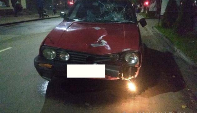 На Рівненщині п'яний водій  збив групу пішоходів - один загинув