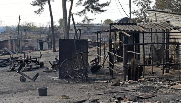 На Луганщині вдалося не допустити знищення вогнем складів боєприпасів — голова ДСНС