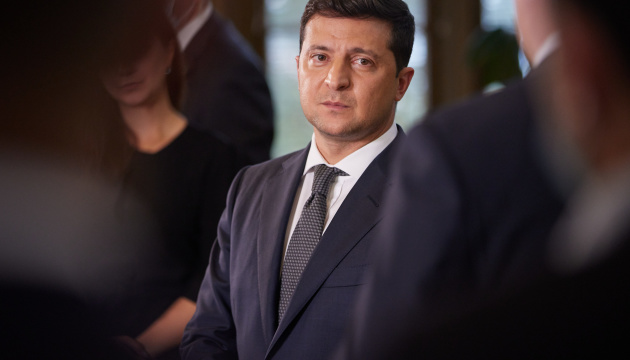 Zelensky calls on Ukrainians to come to polls on Oct 25