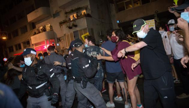 В Ізраїлі - масові протести проти уряду Нетаньягу