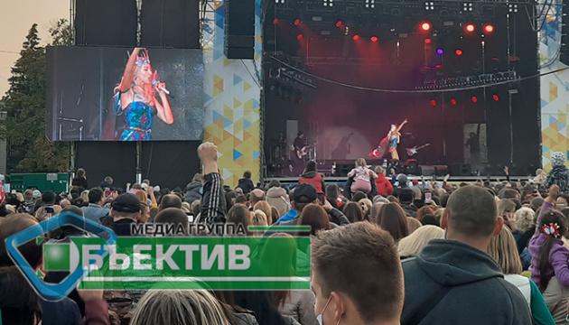 У Харкові Полякова «відгриміла» концерт попри карантин - поліція відкрила справу