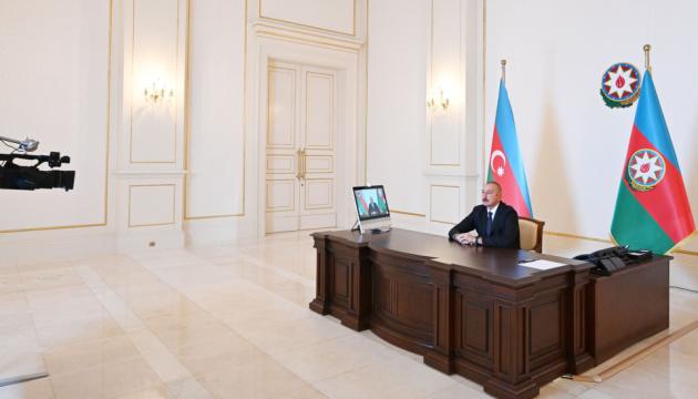 Дипломатичного вирішення Карабаського конфлікту не пропонувалося за всі 28 років - Алієв