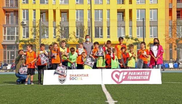 У Києві провели відкрите тренування для дітей з особливостями розвитку