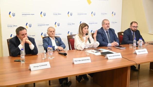 Україна планує запросити Росію на Кримську платформу - Джапарова