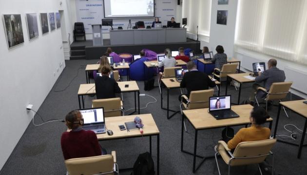 Ukrinform i dpa przeprowadziły serię seminariów internetowych na temat rozpoznawania fejków