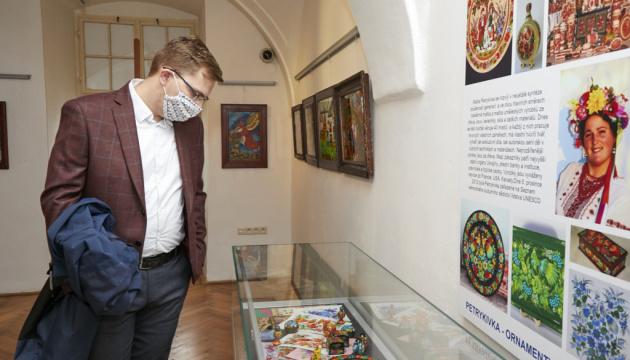 Виставка в чеському Оломоуці розповідає про українські перлини ЮНЕСКО
