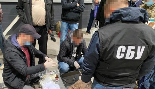 СБУ затримала організатора наркотрафіку через Росію на Донбас