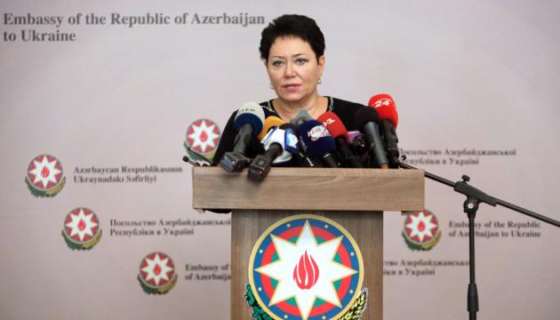 Азербайджан благодарен Украине за поддержку территориальной целостности - посол
