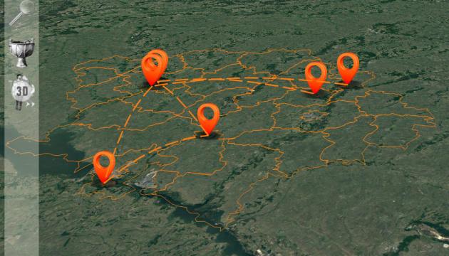 Туристам стали доступны «Виртуальные путешествия Полтавщине»
