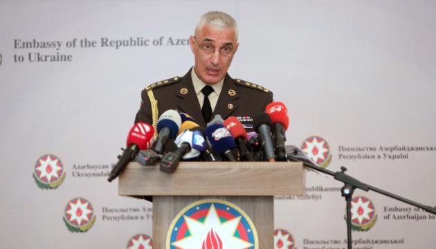 Військовий аташе Азербайджану озвучив втрати серед цивільних у Нагірному Карабасі