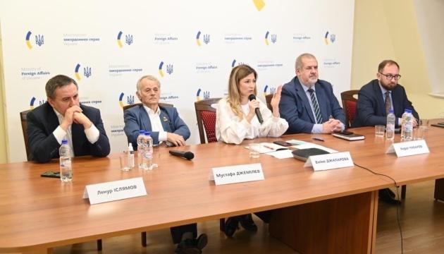 Ukraine plans to invite Russia to Crimean platform – Dzheppar