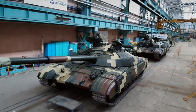 Українське військо отримало модернізовані «Булати»