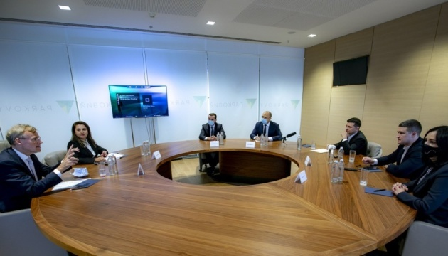 Ukraine ready to implement IT projects with Microsoft - Zelensky