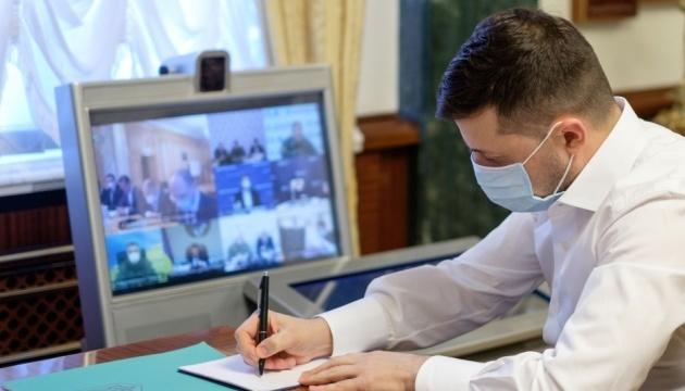 Zelensky appoints new head of district administration in Donetsk region