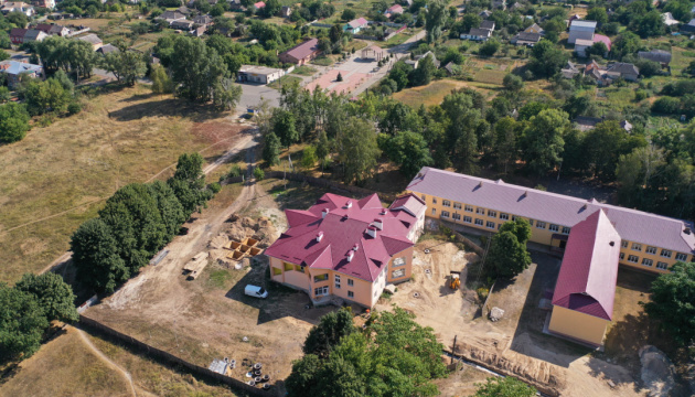 Об'єкти «Великого будівництва» Київщини готові на 80%