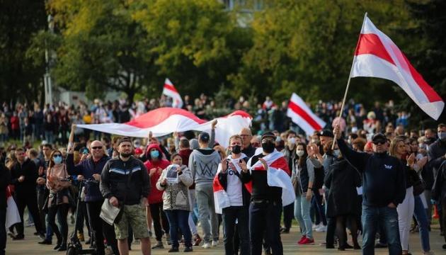Протести у Білорусі: список політв'язнів збільшився до 342
