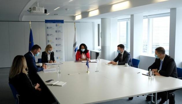 Криклій обговорив з віцепрезидентом ЄІБ співпрацю у низці проєктів, зокрема щодо «Борисполя»