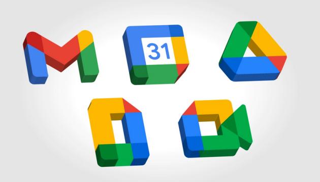 Google провів ребрендинг пакету G Suite