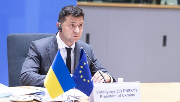 Ukraine-EU summit: Zelensky announces ambitious and unprecedented plans