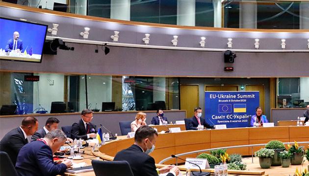 Ukraina i Unia Europejska podpisały w Brukseli sześć umów