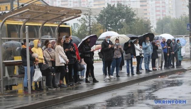 Київ накрила потужна злива