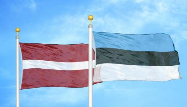 Латвія і Естонія теж відкликають своїх послів з Білорусі - ЗМІ