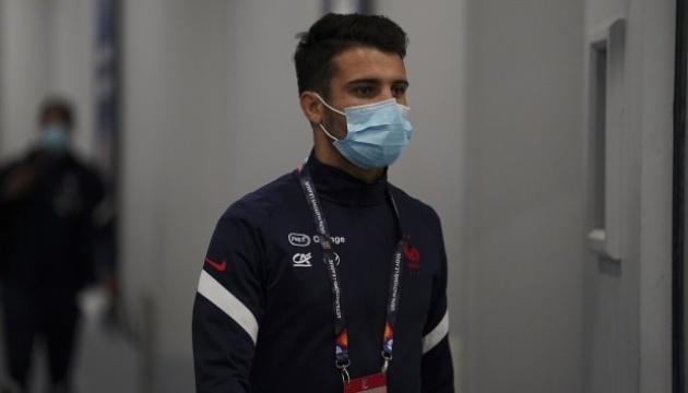 Футболіст збірної Франції здав позитивний тест на коронавірус