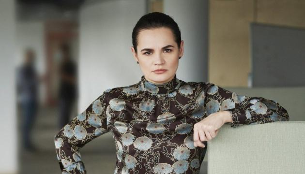 Тихановская заявляет, что протест будет продолжаться, пока оппозиция не достигнет цели