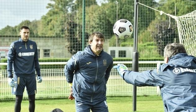 Шовковський: Сподіваюся, у матчі з Францією грати мені не доведеться