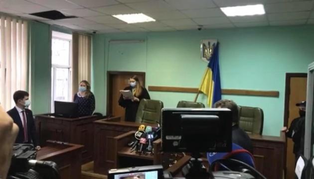 Столичний суд арештував підозрюваного у вбивстві 6-річного сина