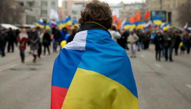 ウクライナ国民のロシアに対する好感度低下