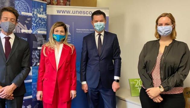 Джапарова обговорила в ОБСЄ питання окупованого Криму і Донбасу